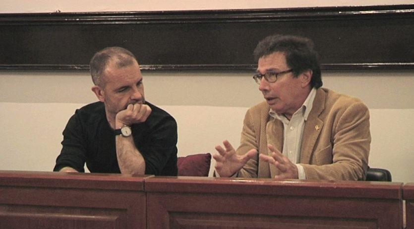 Àlex Susanna presenta a Vilafranca l'antologia que recull quaranta anys de trajectòria poètica