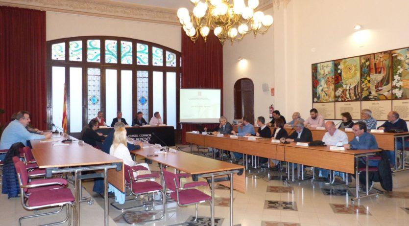El darrer Consell d'Alcaldes acull la presentació de la proposta de llei d'espais agraris