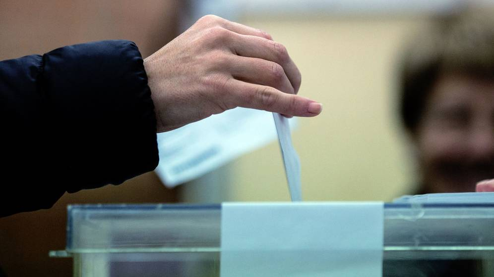 La campanya electoral em pot fer canviar la intenció de vot…