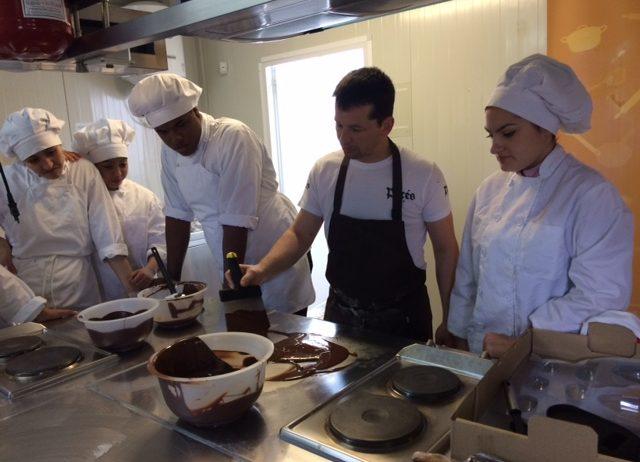Experts col·laboren amb els Programes de Formació Professional Inicial de Vilafranca