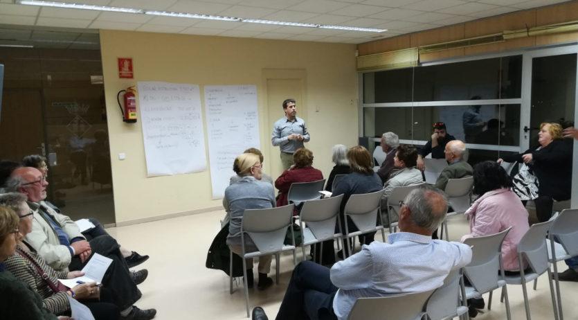 Els veïns de Torrelles han de decidir sobre 4 propostes l'ús del solar a tocar de l'Ajuntament