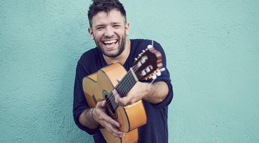 Joan Rovira presenta el seu nou disc aquest diumenge a l'Auditori de Vilafranca