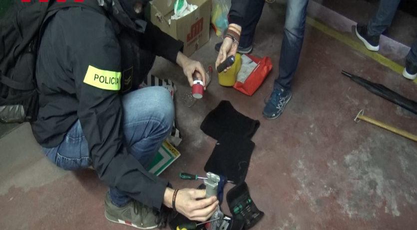 Desarticulada una banda que robava a empreses de l'Alt Penedès, l'Anoia i el Vallès Occidental