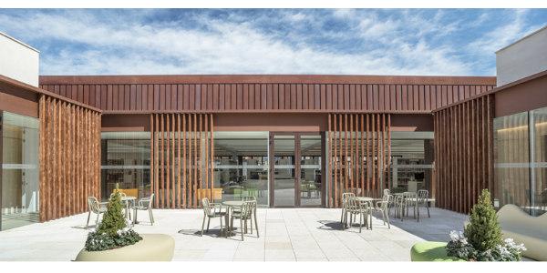 El Centre Cultural i Biblioteca finalista als Premis FAD d'arquitectura 2019