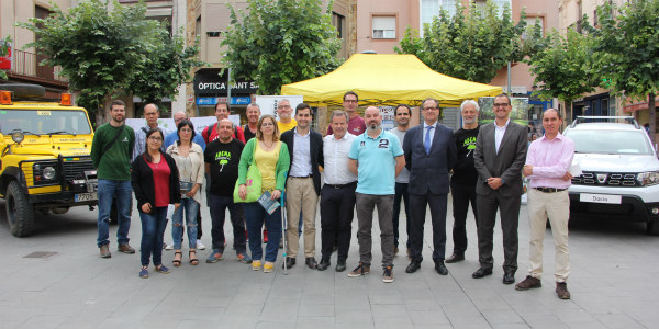 Sant Sadurní celebra el dia Mundial del Medi Ambient amb una trobada dels actors implicats