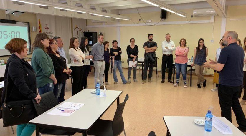 60 participants i 12 empreses en l'últim Speed Dating impulsat pel Grup Cooperatiu Entrem-hi