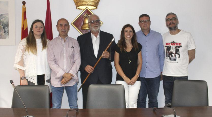 Padullés nou alcalde de Sant Martí, amb un govern format per Foment Martinenc, ERC i AM-CUP