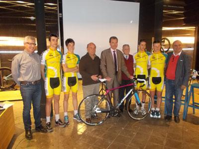 El Club Ciclista Catalunya-Barcelona vol consolidar la Volta Ciclista al Penedès