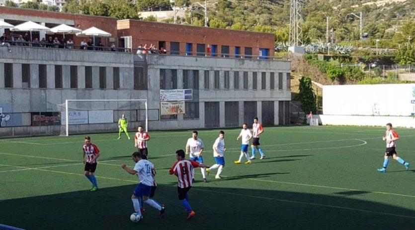 El Sitges jugarà a Segona Catalanade futbol alcomprar la Joventut Ribetana