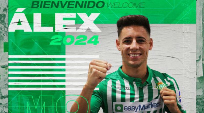 Àlex Moreno continuarà a primera divisió amb el Betis