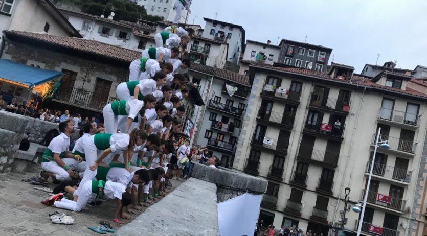 Els Falcons de Vilafranca s'estan preparant a consciència per a la festa major.