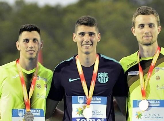 PolRetamales proclama campió d'Espanya a La Nucia