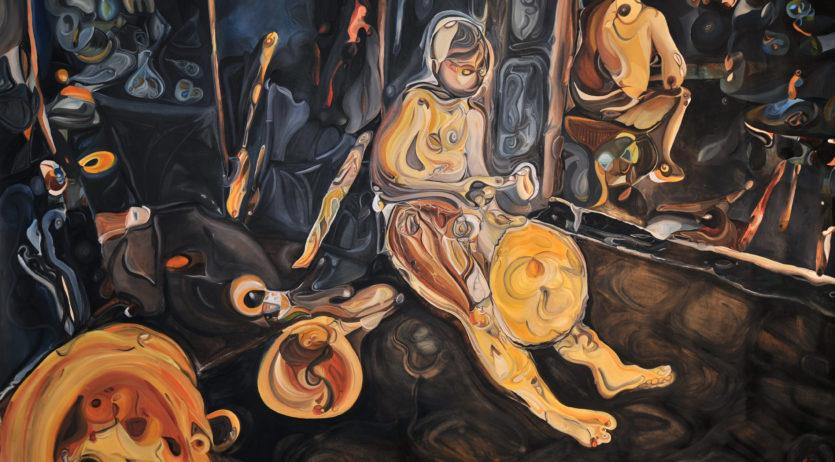 Richard Martin ha quedat finalista al Premi Nacional de Pintura Juan Francés