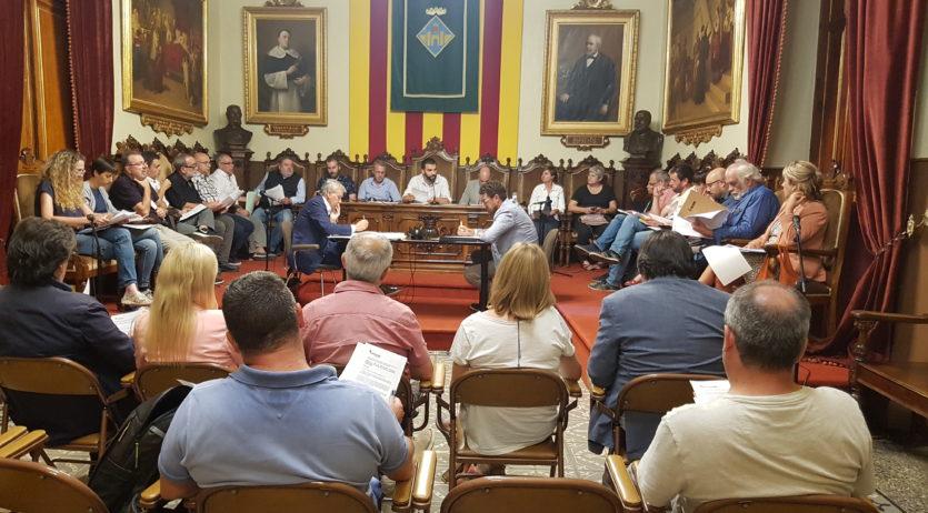 La Mancomunitat Penedès-Garraf aprova l'organigrama per a la legislatura 2019-2023