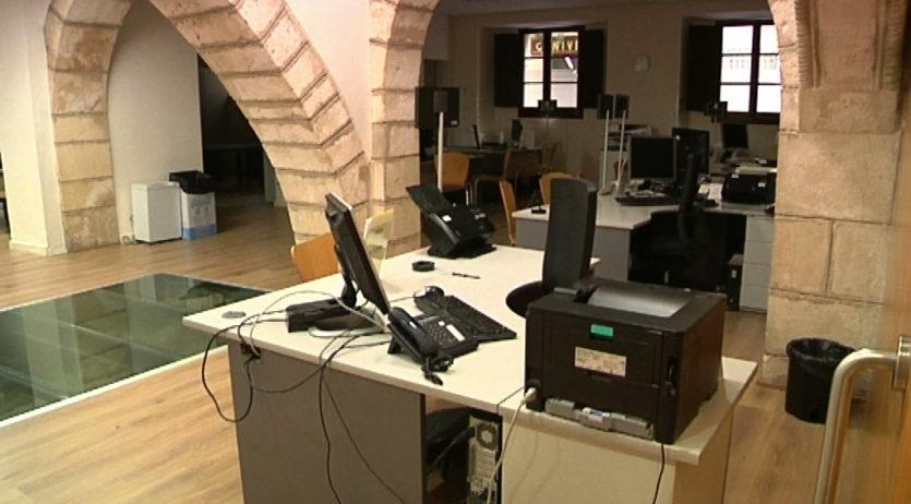 Aquest matí ha obert l'Oficina d'Atenció al Ciutadà