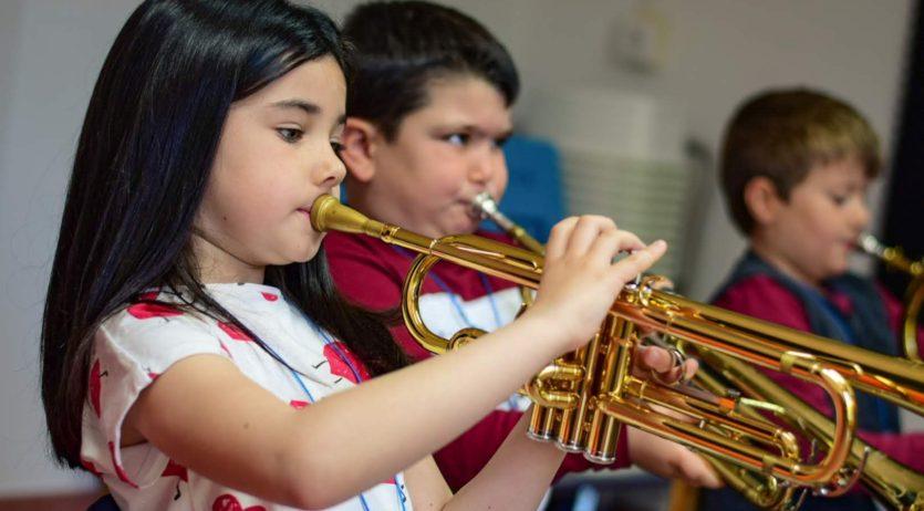 L'Escola de Música de l'Alt Penedès ha iniciat un nou curs amb presència a 19 municipis