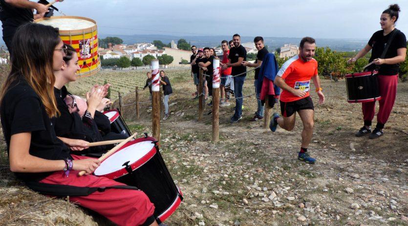 Joan Cols i Alicia Calomardo guanyen la 3a Cronoescalada Santa Fe-La Granada