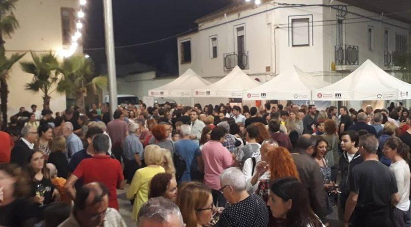 La primera mostra Tasta-La Granada supera les expectatives d'assistència i consum