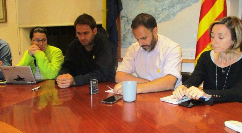 Olèrdola rebutja la sentència del procés i exigeix l'amnistia dels presos polítics