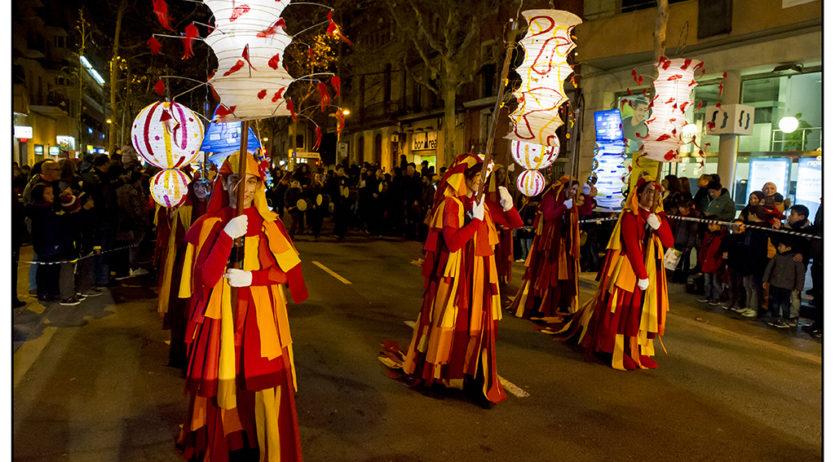 Comencen els preparatius per a la Cavalcada de Vilafranca