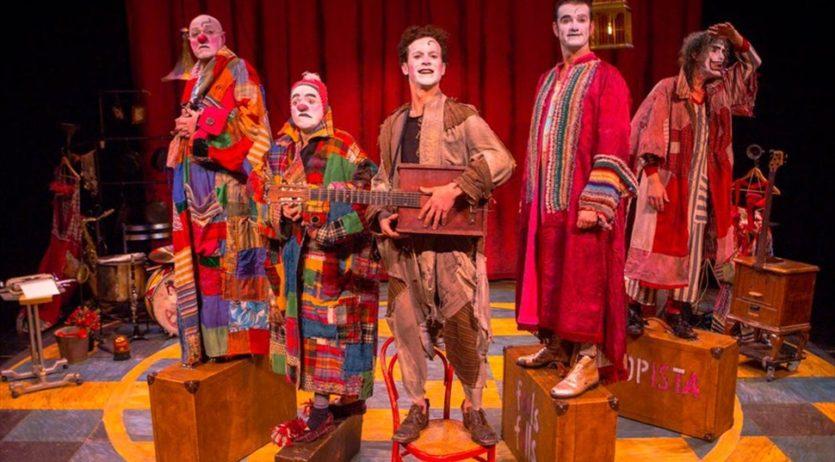L'espectacle de clown 'Rhümia' arriba aquest diumenge al Teatre Cal Bolet