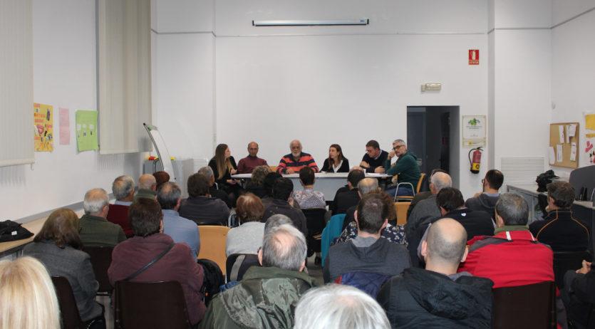 S'ha presentat la Comissió de Barris de Sant Martí Sarroca, que impulsa l'Ajuntament