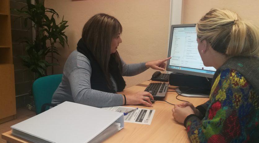 Alta participació i inserció en els itineraris de recerca de feina fets al barri de l'Espirall