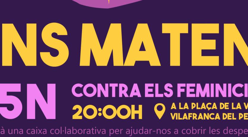 La Ruda prepara diversos actes per el 25-N, el Dia Internacional contra la Violència Masclista