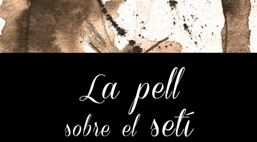 Miquel Cartró presenta el seu nou poemari eròtic 'La pell sobre el setí'