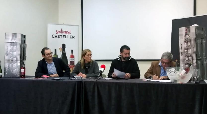 La Coordinadora de Colles Castelleres i Covides firmen un acord de col·laboració