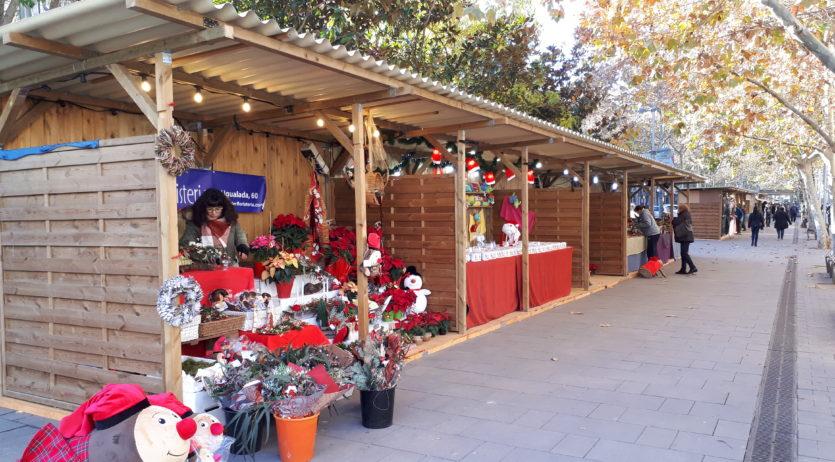 Torna a Vilafranca la Fira de Santa Llúcia amb un ampli ventall d'activitats paral·leles