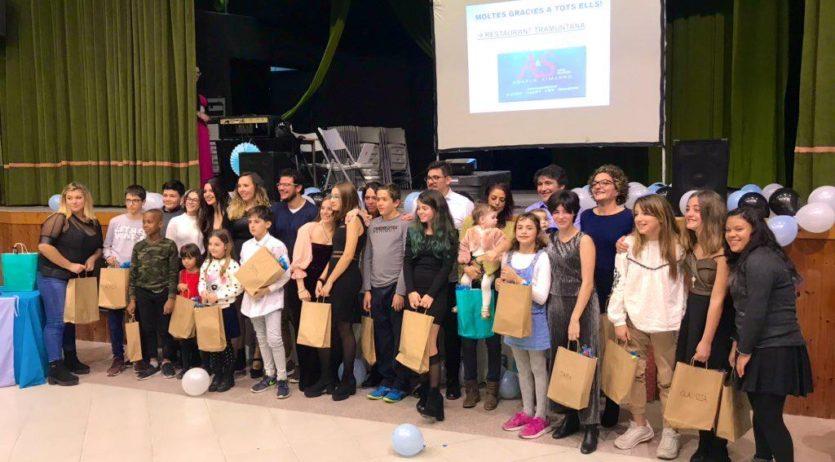 La Jove de Vilafranca tanca la temporada 2019 amb un sopar a Vilobí