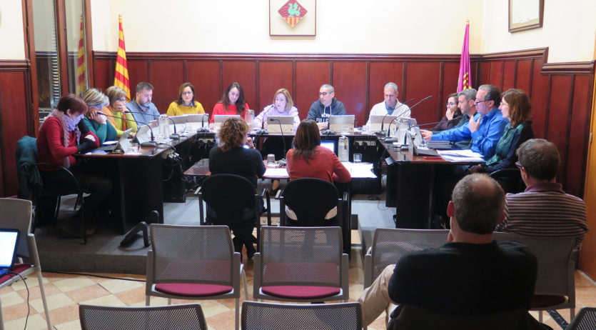 L'Ajuntament dels Monjos aprova un pressupost de gairebé 9 milions i mig d'euros pel 2020
