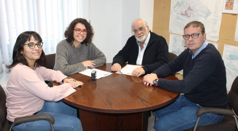 Entrem-hi, renova el projecte d'Inclusió amb l' Ajuntament de Sant Martí Sarroca