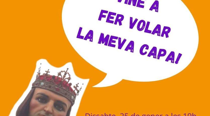 Els geganters de Vilafranca volen incorporar nous membres a la colla