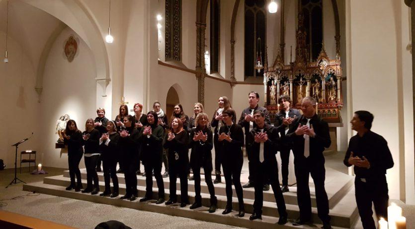 El grup 'Essència de Gospel' actua aquest cap de setmana a Calafell i Vilafranca
