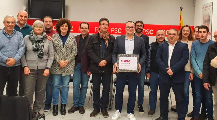 Juan Luis Ruiz liderarà novament la Federació Alt Penedès-Garraf del PSC com a primer secretari
