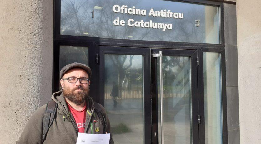 La CUP de Gelida denuncia irregularitats de l'Ajuntament a l'Oficina Antifrau