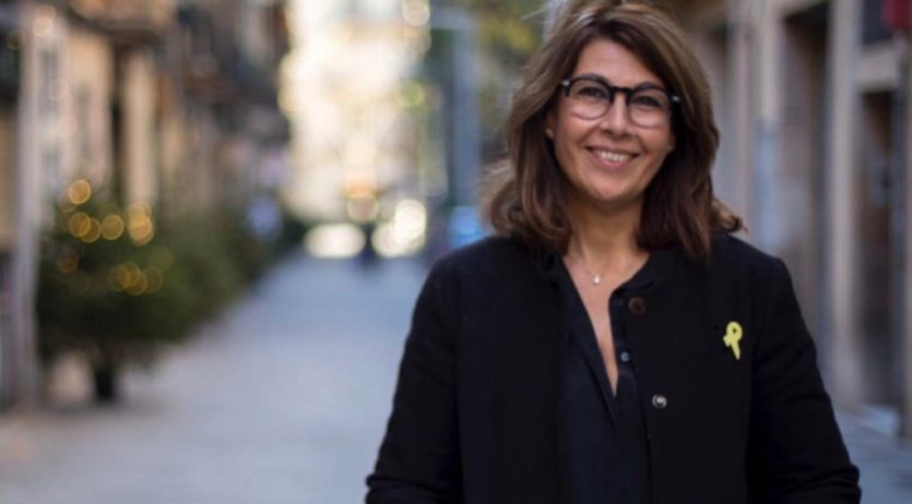 Laura Masvidal presentarà el llibre 'Entre togues i reixes' del conseller Quim Forn