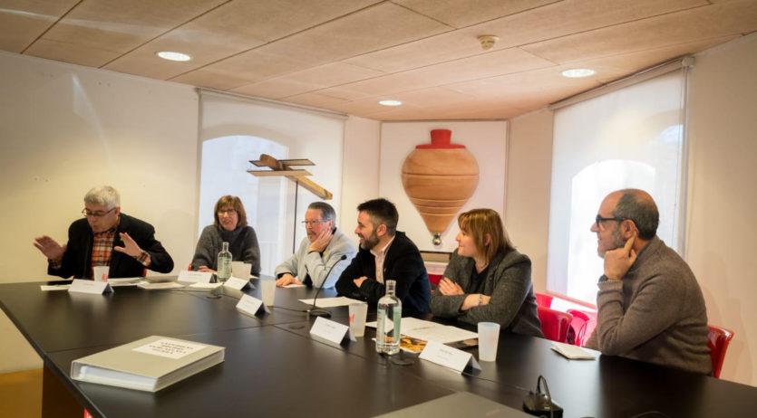 Homenatgen a Figueres la mestra de Torrelavit Dolors Purcallas, represaliada pel franquisme