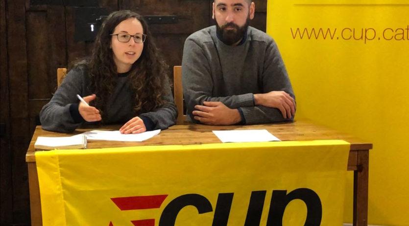 La CUP Sant Sadurní presentarà una moció per a crear una cooperativa de serveis municipals