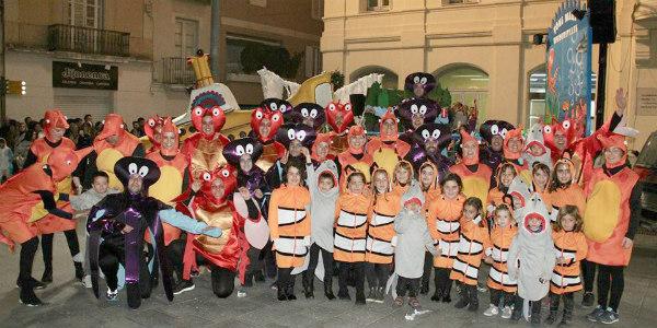 El Carnaval 2020 de Sant Sadurní estrena recorregut nou i ball a la plaça de l'Ajuntament
