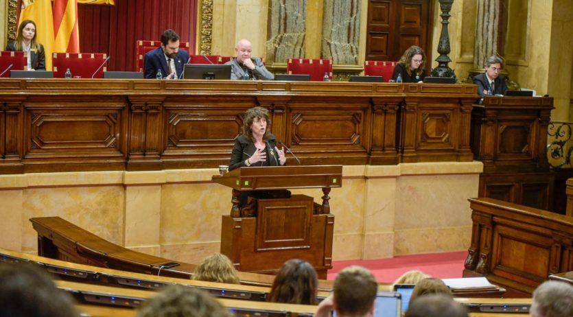 El Parlament ha aprovat la Llei de la vitivinicultura