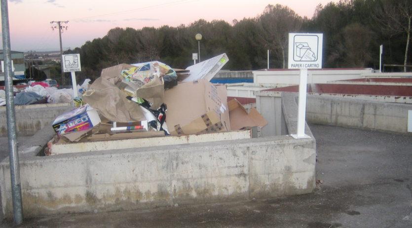 Presentades 222 sol·licituds de bonificació de la taxa d'escombraries a Olèrdola