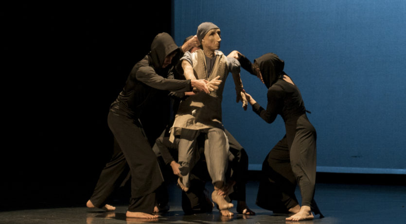 'Eh man hé, la mecànica del alma'obrirà diumenge la temporada teatral a Cal Bolet