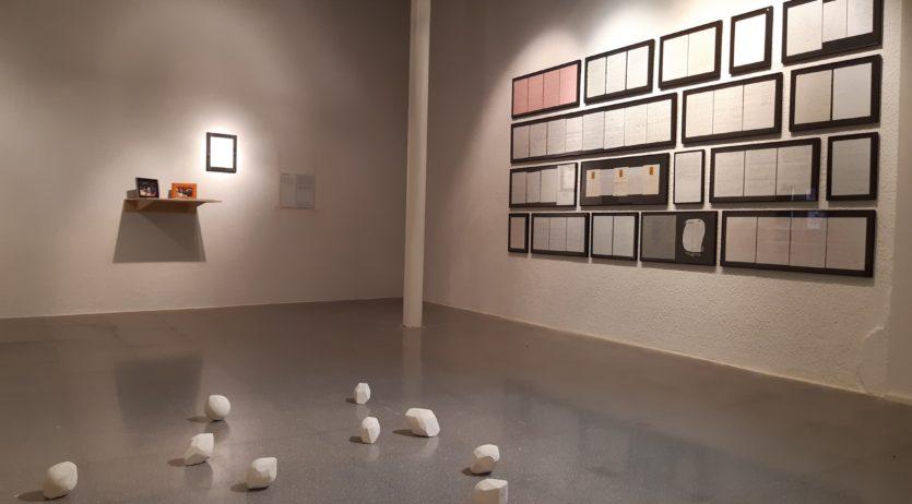 """Diumenge hi haurà visita dinamitzada i taller familiar a l'exposició """"elogi del malentès"""""""