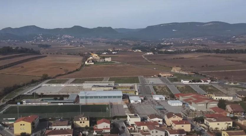 S'ha iniciat la instal·lació d'una xarxa de calor alimentada amb Biomassa a Sant Martí Sarroca