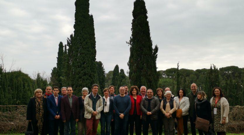 La Federació socialista de l'Alt Penedès -Garraf reforça el partit al territori
