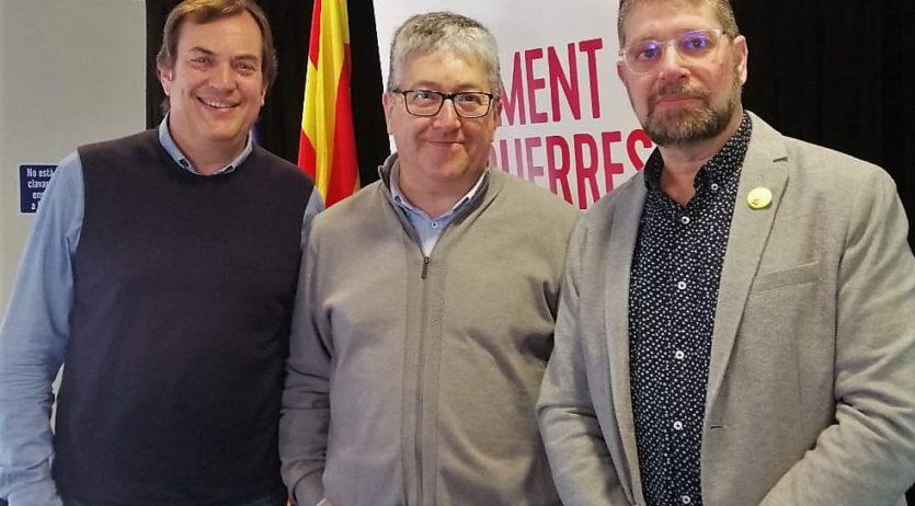Tres penedesencs a la nova coordinadora nacional de Moviment d'Esquerres
