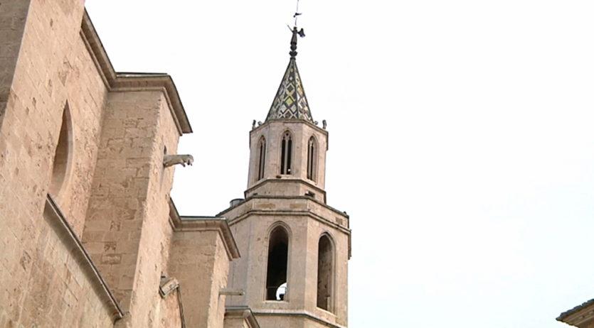 Les esglésies quedaran tancades també a partir d'ara fruit de la crisi del coronavirus
